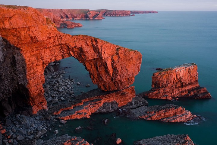 Pembrokeshire Coast National Park, Wales, National Parks in the UK