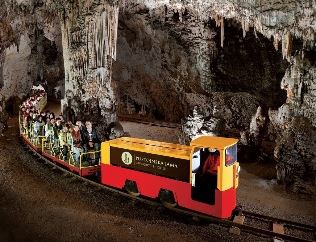 140 Years of the Railway in Postojna Cave, Slovenia