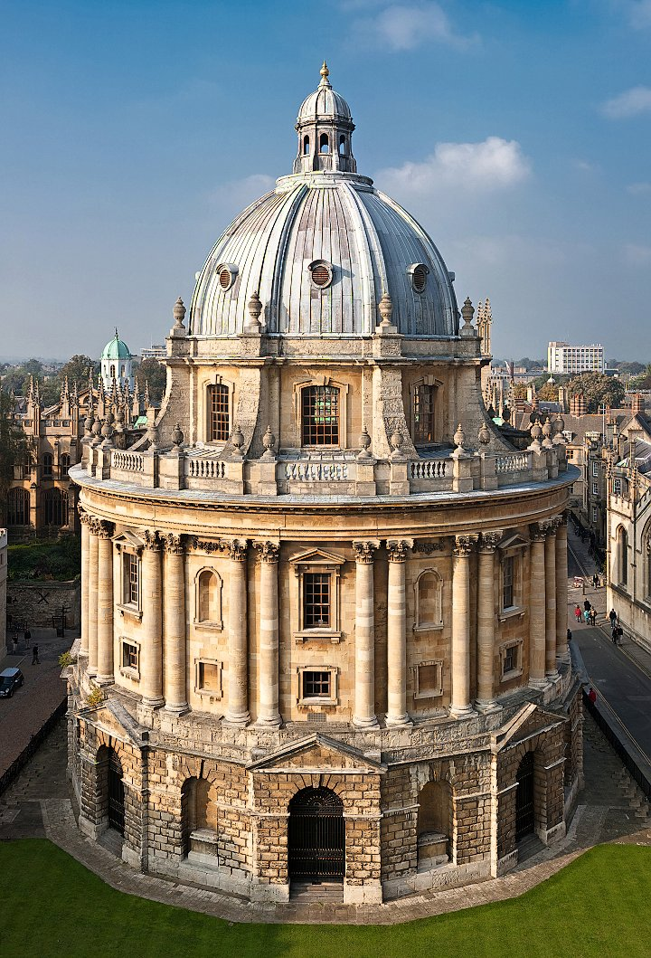Radcliffe Camera, Oxford, England, UK - Day Trips from London