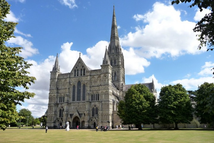 Salisbury Cathedral, England, UK - Day Trips from London