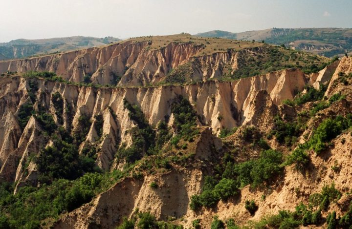 Sand pyramids, Melnik, Places to visit in Bulgaria