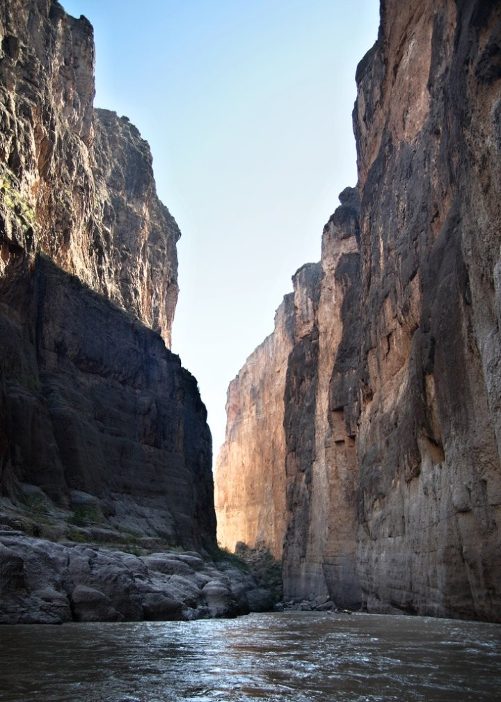 Santa Elena Canyon, Big Bend National Park, US National Parks