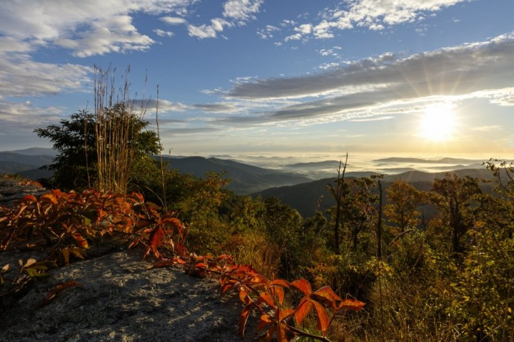 Shenandoah National Park, US National Parks