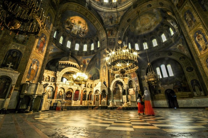 Sofia Cathedral, Bulgaria Holidays - Places to visit in Bulgaria