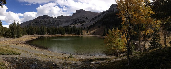 Stella Lake, Great Basin National Park, US National Parks