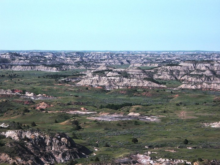 Theodore Roosevelt National Park, US National Parks