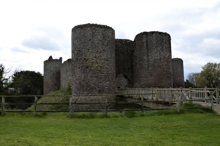 White Castle, Castles in Wales, Visit Wales, UK