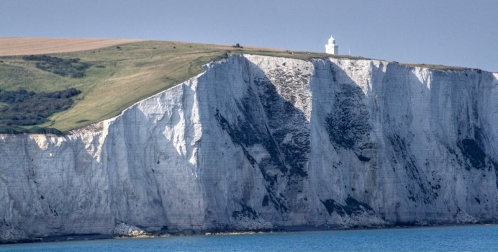 White Cliffs of Dover, England, UK
