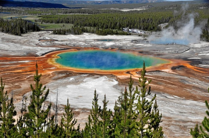 Yellowstone National Park, US National Parks