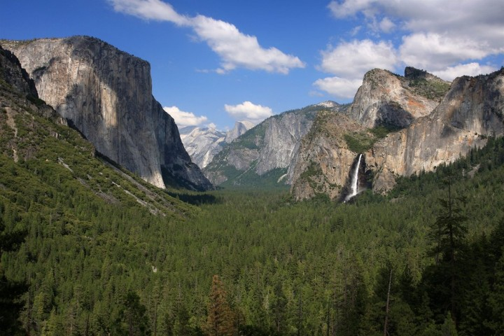 Yosemite National Park, US National Parks