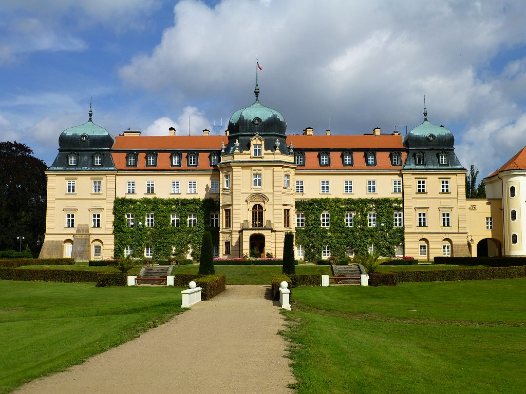 Chateau Lány – summer residence of the Czech presidents