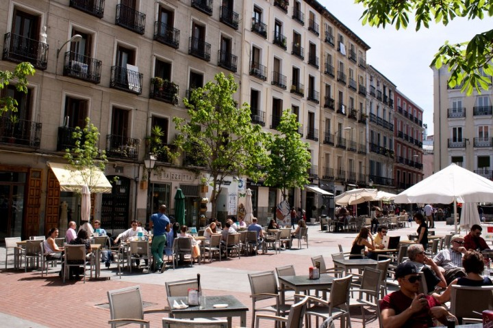 Chueca, Things to do in Madrid, Spain