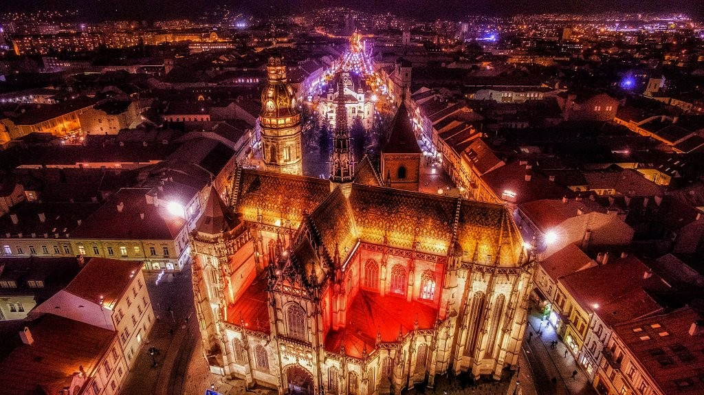 Christmas in Košice – enjoy perfect Christmas atmosphere in the most beautiful city in Slovakia