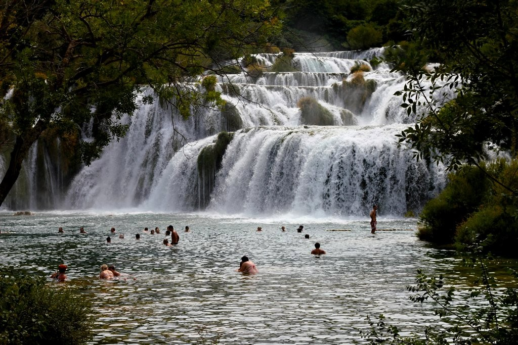 Krka Waterfalls, Krka National Park, Croatia's National Parks