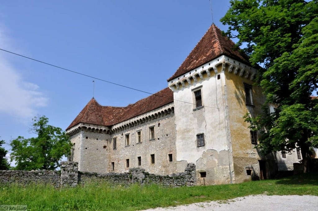 Krumperk Castle, Castles in Slovenia
