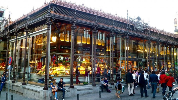 Mercado de San Miguel, Things to do in Madrid, Spain