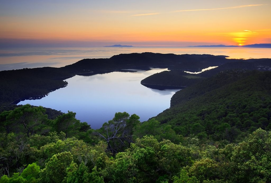 Mljet National Park, Croatia's National Parks