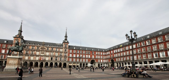 Plaza Mayor, Things to do in Madrid, Spain
