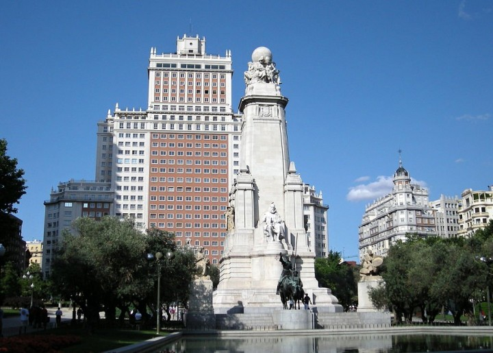 Plaza de España, Things to do in Madrid, Spain