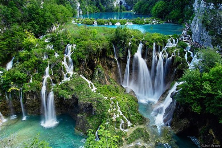 Plitvice Lakes National Park, Croatia's National Parks
