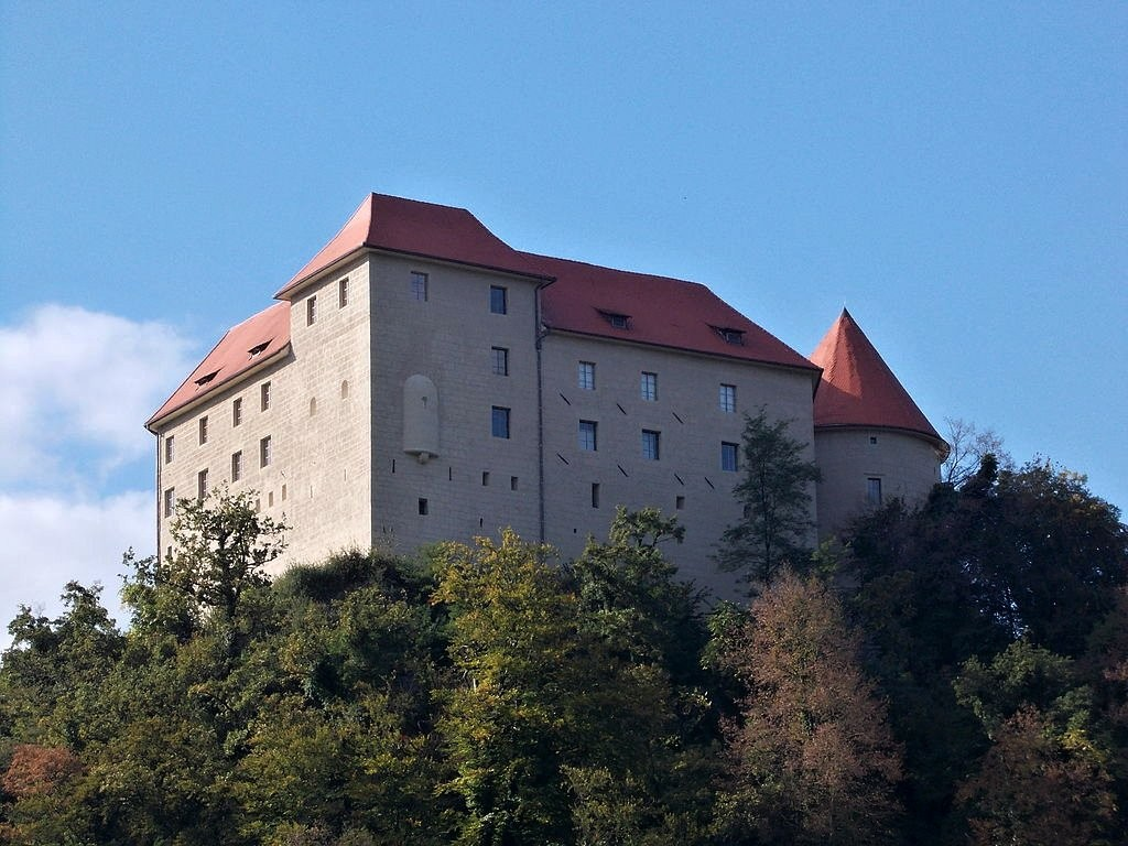 Rajhenburg Castle, Castles in Slovenia