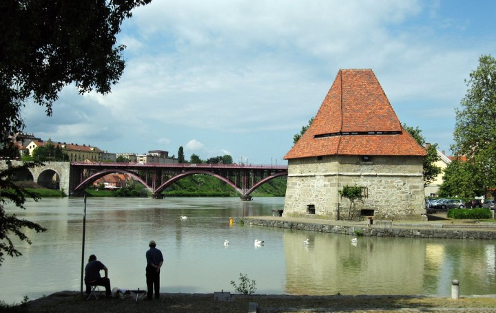 Water Tower, Maribor, Castles in Slovenia