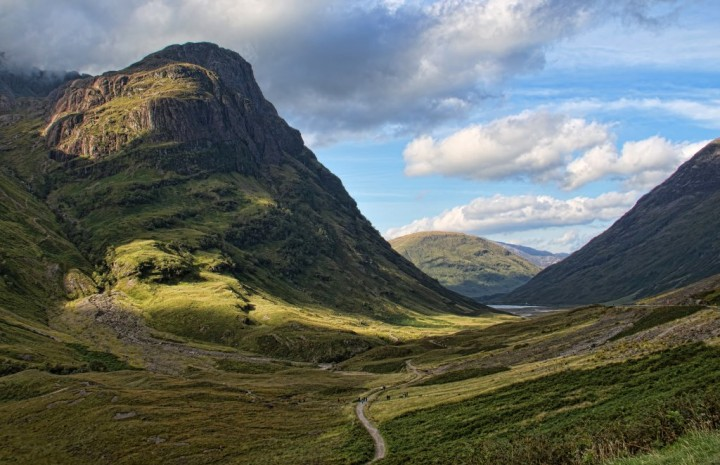 Scottish Highlands, Scotland, UK