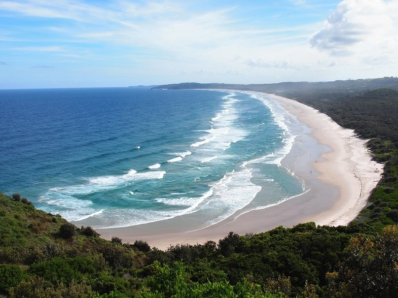 A Weekend Away in Byron Bay
