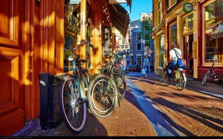 Cycling in Amsterdam, Unique tours in Amsterdam