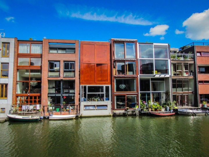 Eastern Docklands, Unique tours in Amsterdam