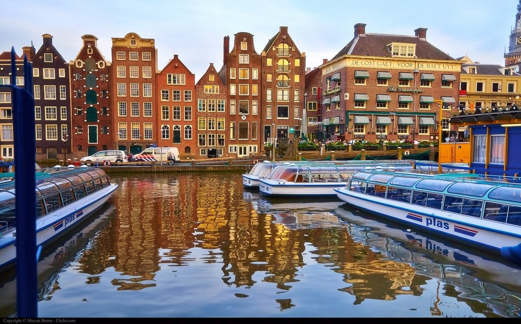 Cheap parking in Amsterdam : where to park in Amsterdam ?