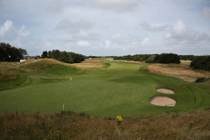 Golf Course, Open Championship, UK