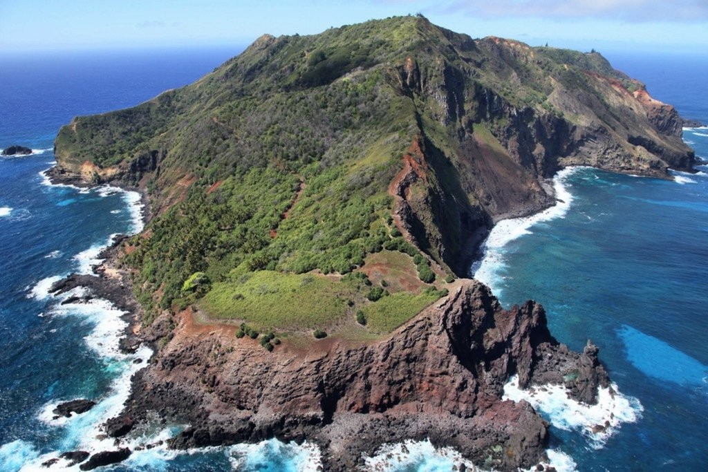 Pitcairn islands – a paradise in the least populous country in the world