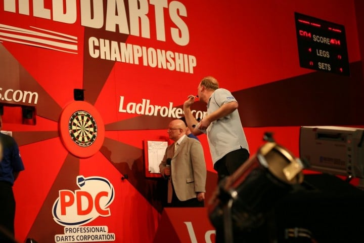 World Darts Championship, UK