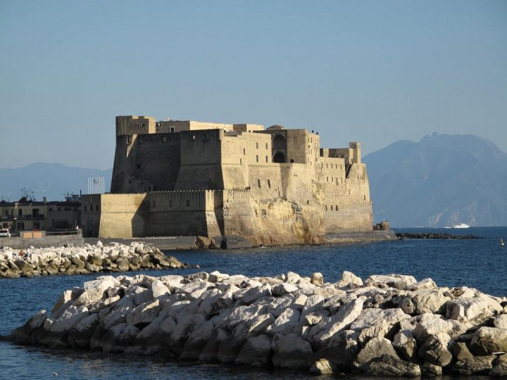 Castel dell ovo, weekend in Naples, Italy