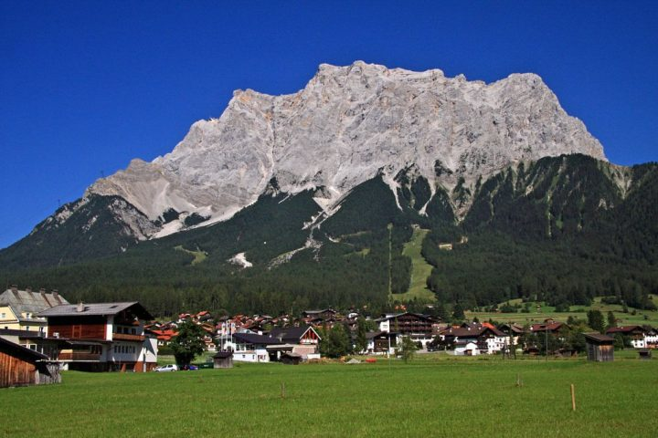 Zugspitze, Traveling to Germany