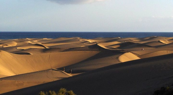 Dunas de Maspalomas, Gran Canaria, Canary Islands, Spain