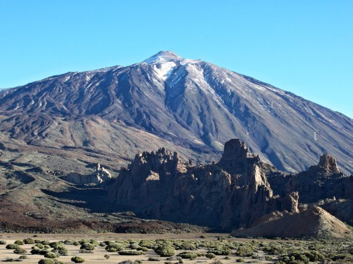 El Teide, Tenerife, Canary Islands, Spain