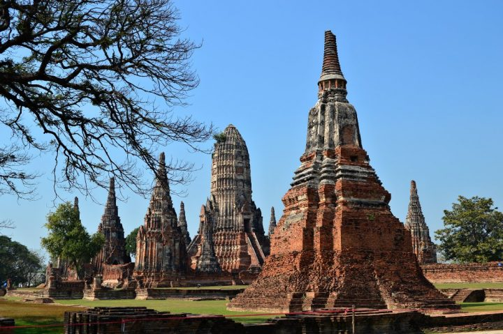 Ayutthaya, Places to visit in Thailand