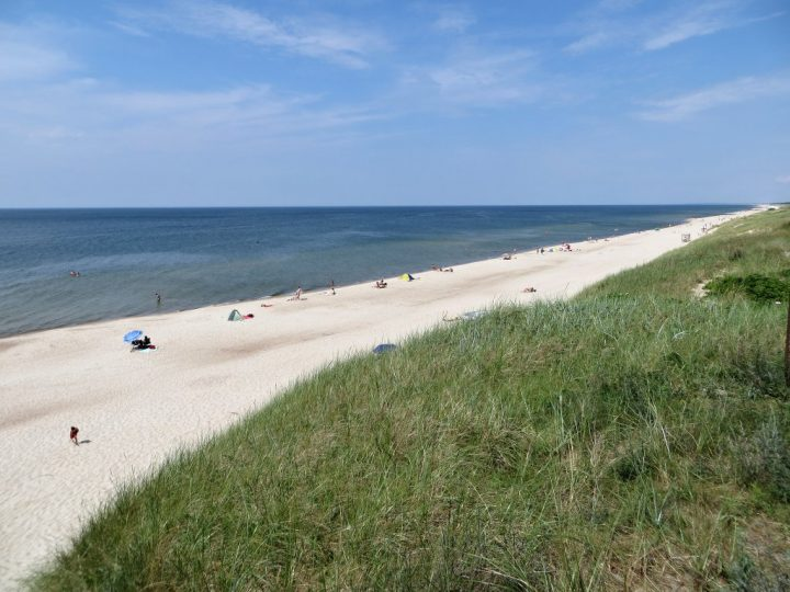 Curonian Spit, Lithuania, Best beaches in Europe