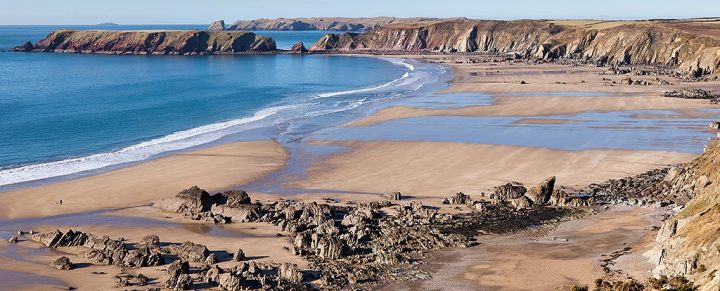 Marloes Sands - Pembrokeshire, Wales, UK, Best beaches in Europe