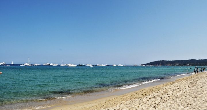 Pampelonne Beach, Visit Saint-Tropez, French Riviera
