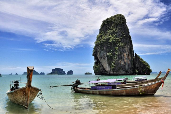 Phra Nang Beach, Places to visit in Thailand
