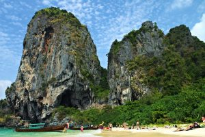 Railay beach, Places to visit in Thailand