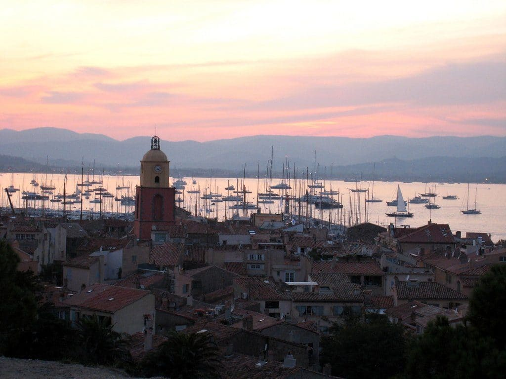 Visit Saint-Tropez in French Riviera to see stars or just feel like one!
