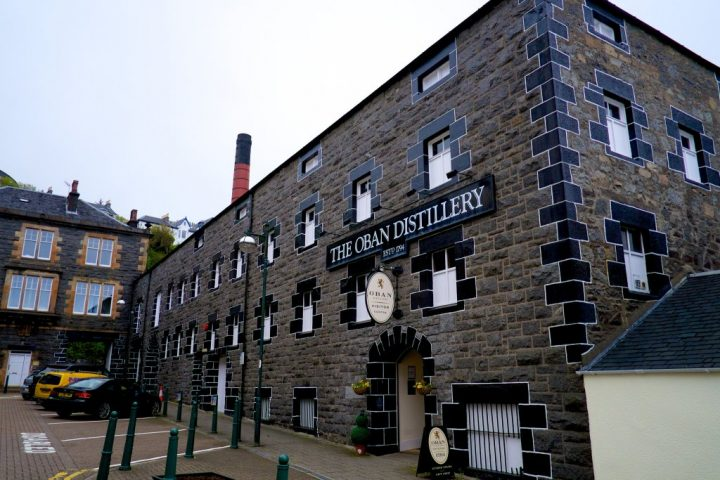 The Oban Distillery, Things to do in Scotland