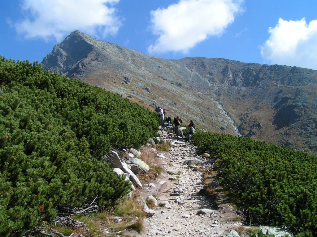 A tour to Kriváň – one of the most famous peaks in Slovakia
