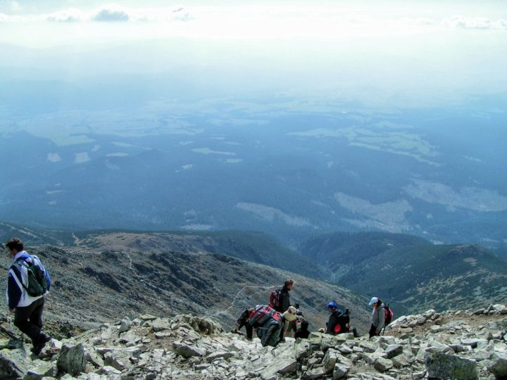 Tour to Kriváň - amazing views from the peak, High Tatras mountains, Slovakia 3