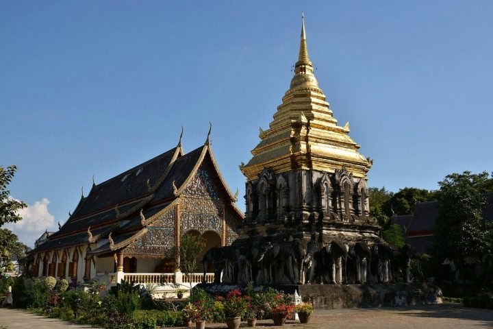 Wat Chiang Man, Places to visit in Thailand