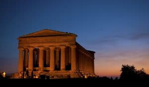 Visit the Valley of Temples in Agrigento